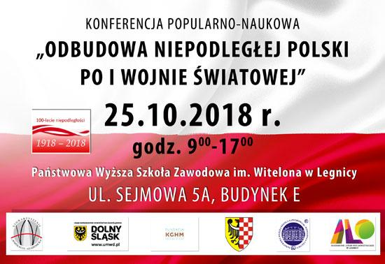 Odbudowa niepodległej Polski po Iwojnie światowej
