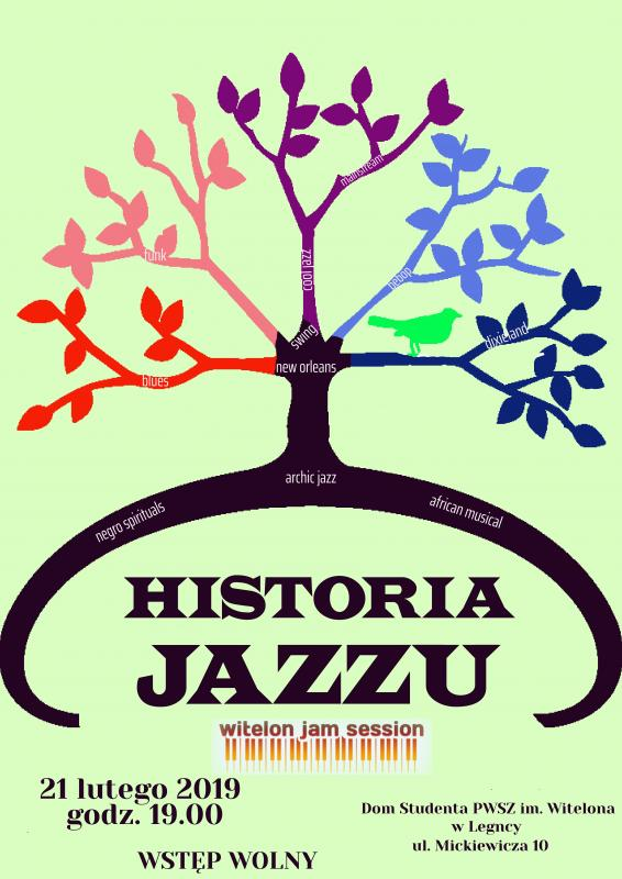 W Akademiku oHistorii Jazzu