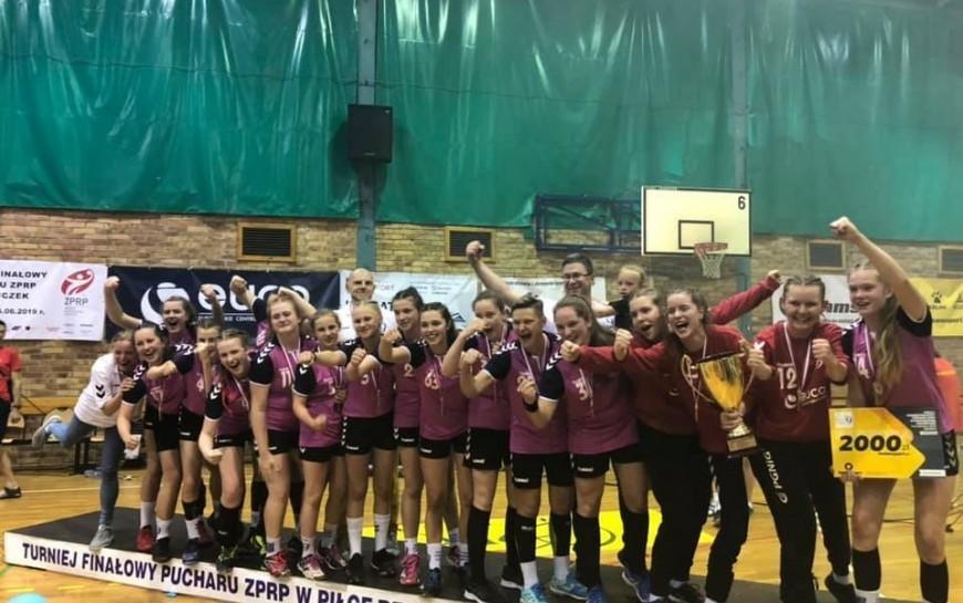 Mistrzostwo Polski dla Dziewiątki Legnica