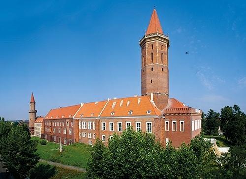 Odwiedź Zamek Piastowski. Wejdziesz już na wieżę św. Piotra