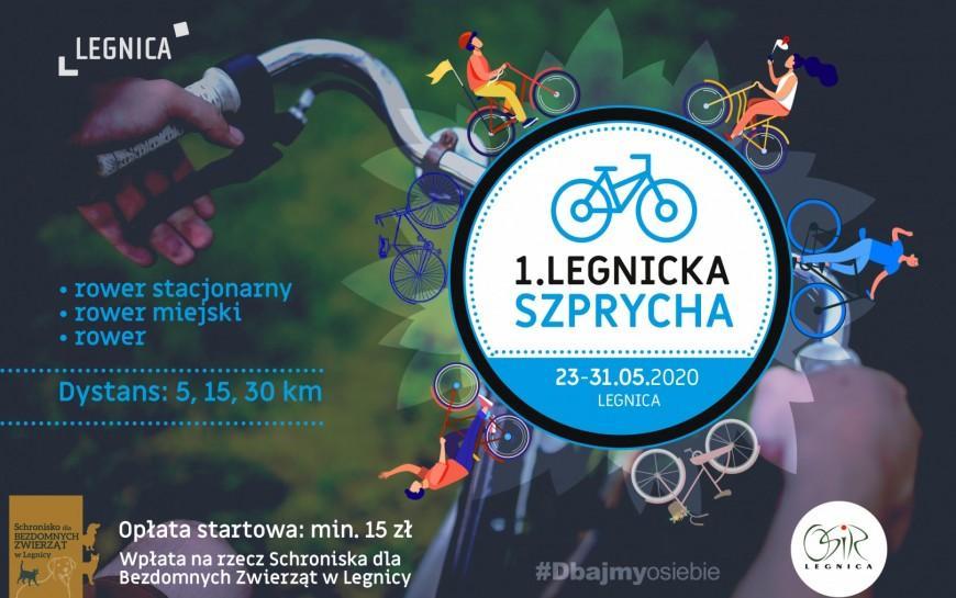 Wsiądź na rower ipomóż czworonożnym przyjaciołom