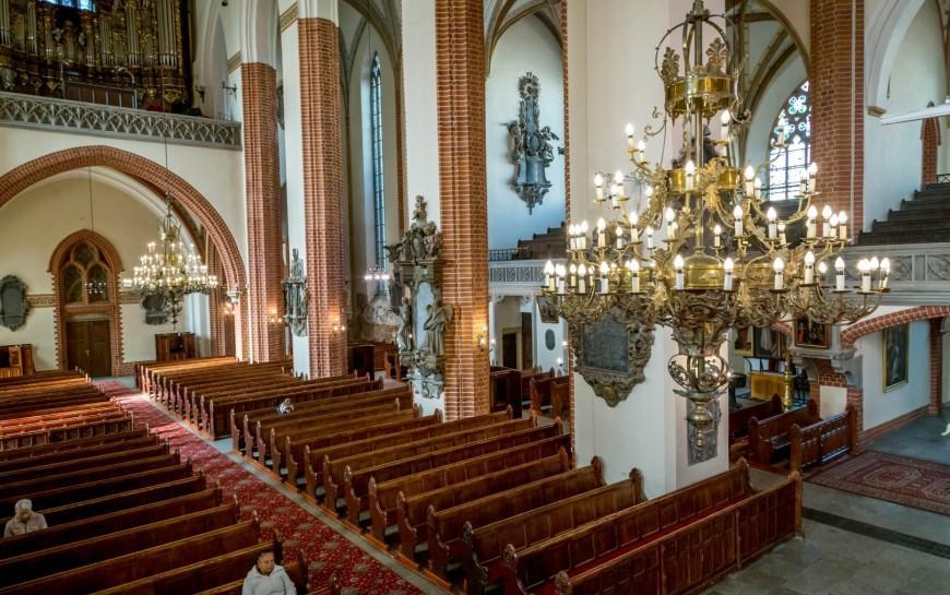 Jedyny koncert Legnickich Wieczorów Organowych